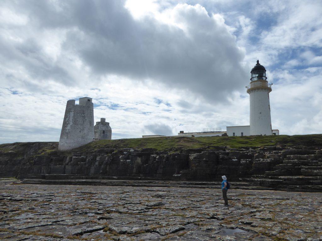 Stroma Lighthouse